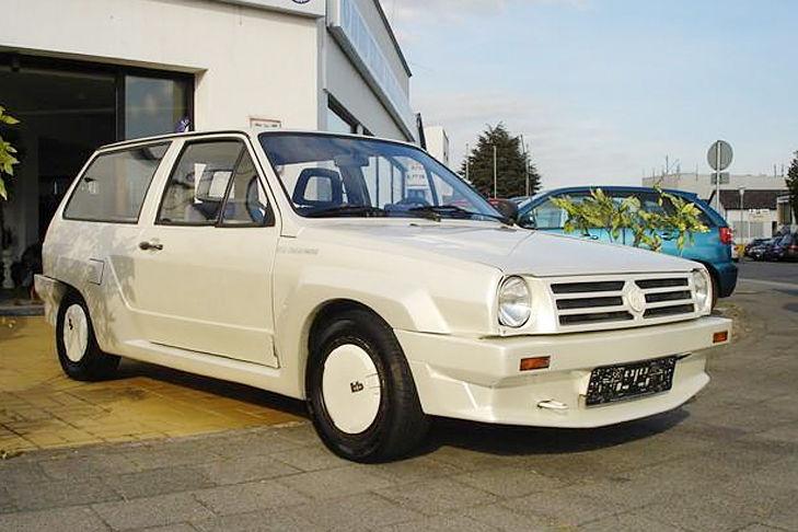 VW Polo Buchmann