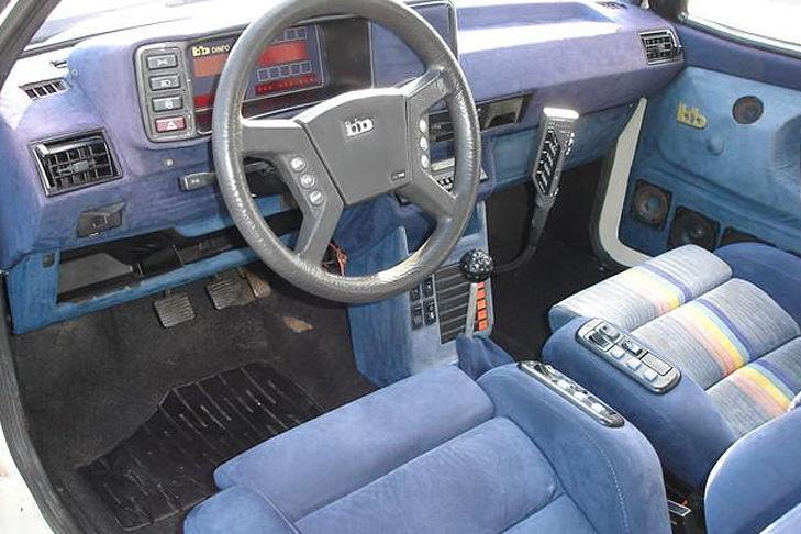 VW Polo Buchmann volante