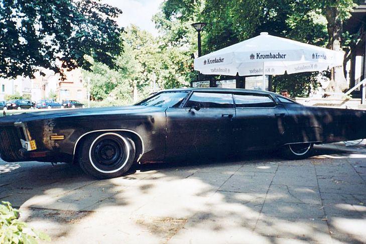 Oldsmobile Werner