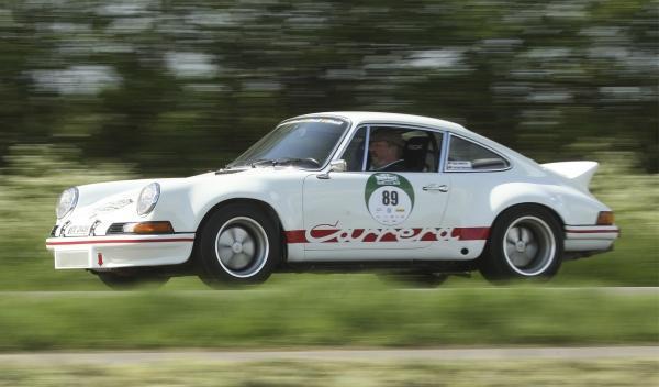 Entre la colección de coches de Jordi Pujol Ferrusola habría un Porsche RSR