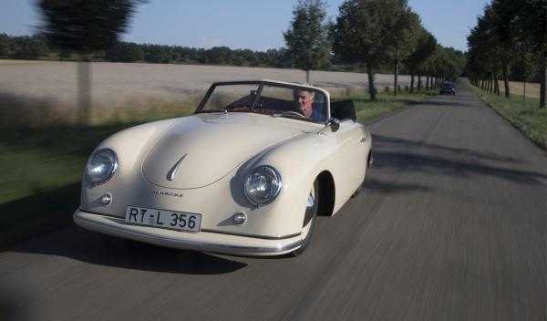 Entre la colección de coches de Jordi Pujol Ferrusola habría un Porsche 356