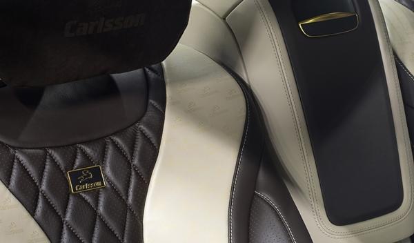 Carlsson CS50 Versailles asientos