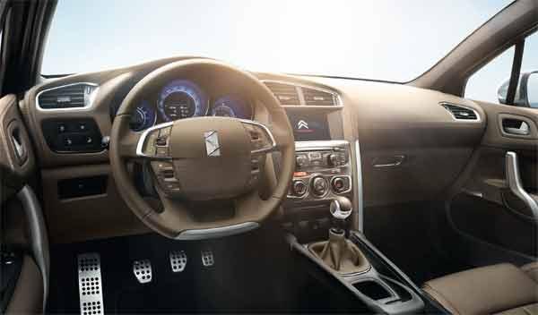 Cuadro de mandos Citroën DS4 Ginebra
