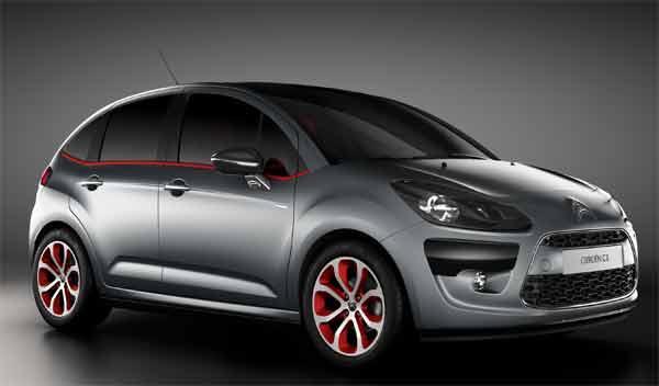 C3 Citroën Red Block Ginebra