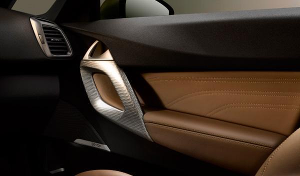 Citroën DS5 Interior detalle