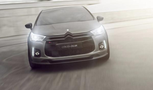 Citroën DS4 Racing Concept parrilla