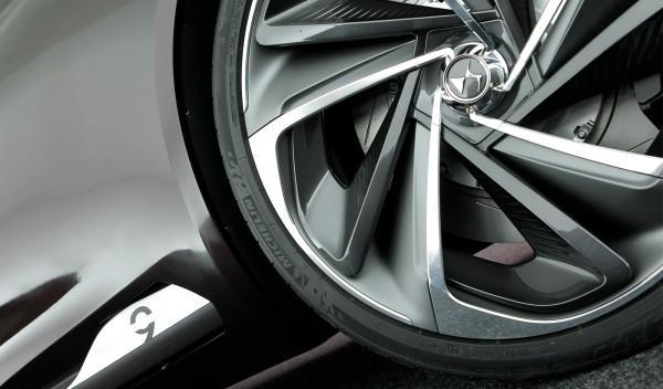 Llantas del Citroën concept car Número 9