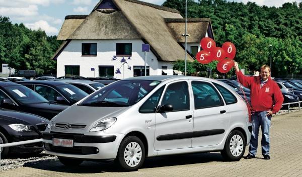 Citroën Xsara Picasso segunda mano