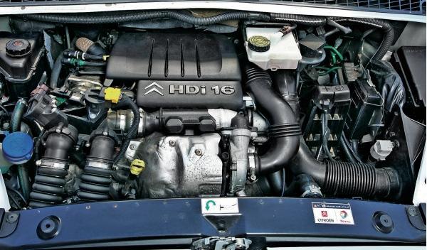 Motor Citroën Xsara Picasso