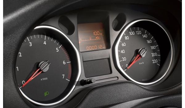 Citroën C-Elysée relojes