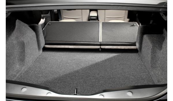 Citroën C-Elysée maletero