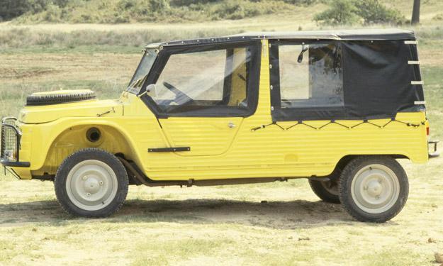 Citroën Méhari 45 aniversario 4x4