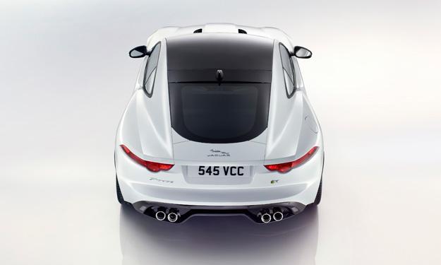 Jaguar F-Type techo