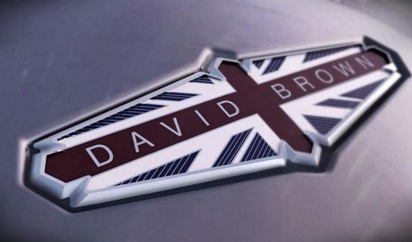 David Brown Automotive Project Judi, logo