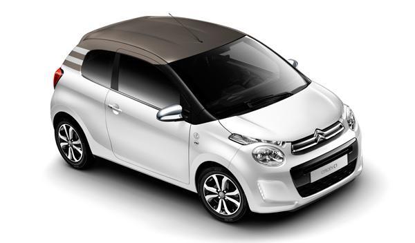Citroën C1 2014 nueva versión