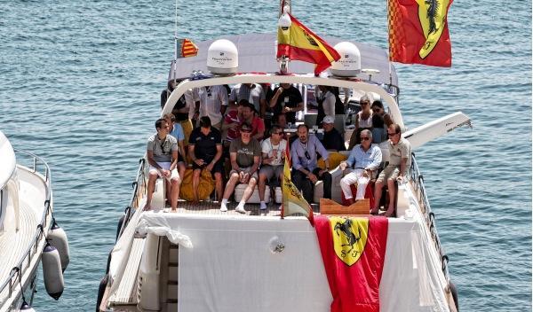 Yate Fórmula 1 en Valencia