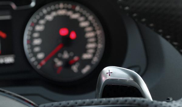 Audi RS Q3 levas dsg