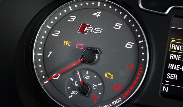 Audi RS Q3 cuentarevoluciones