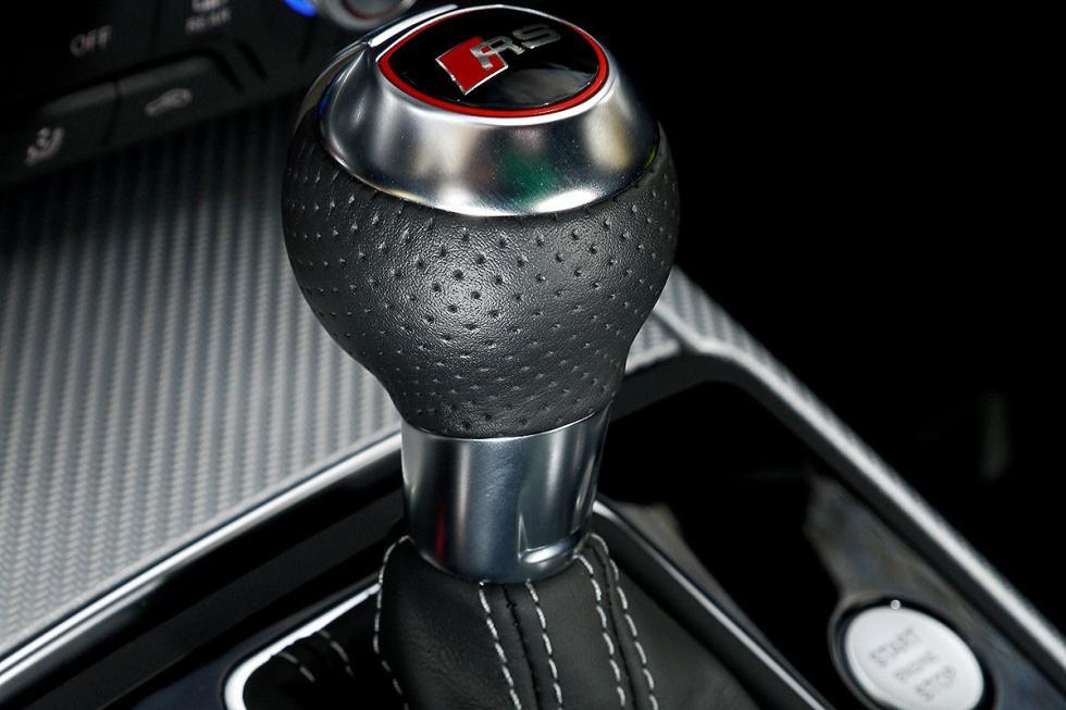 Audi RS 7 mecánica