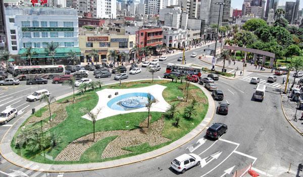 glorieta conducir perú