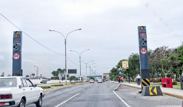 radar conducir perú