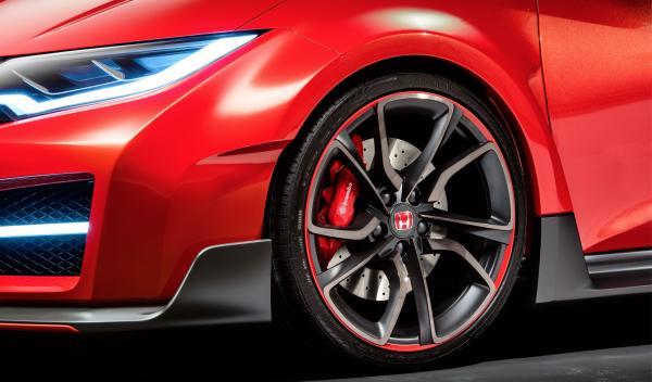 Honda Civic Type R 2015 llantas