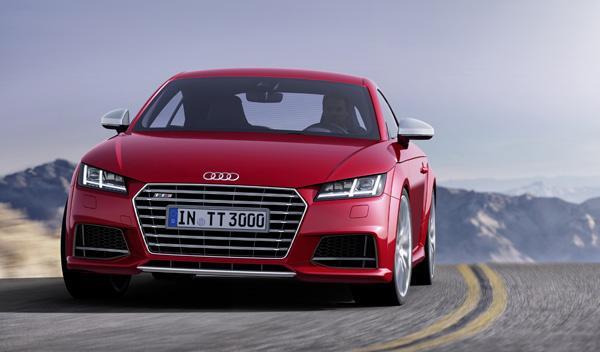 Audi TTS 2014 delantera