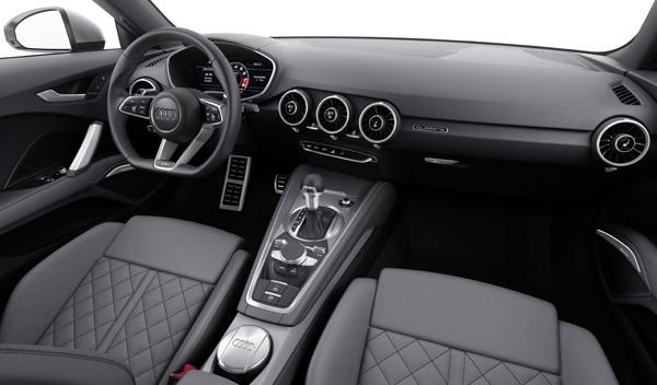 Audi TTS 2014 interior