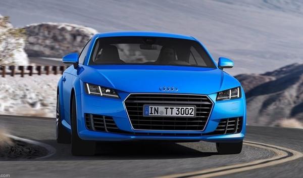 Audi TT 2014 DELANTERA