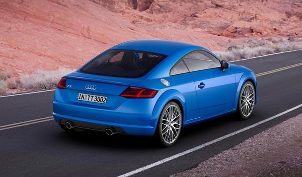 Audi TT 2014 trasera