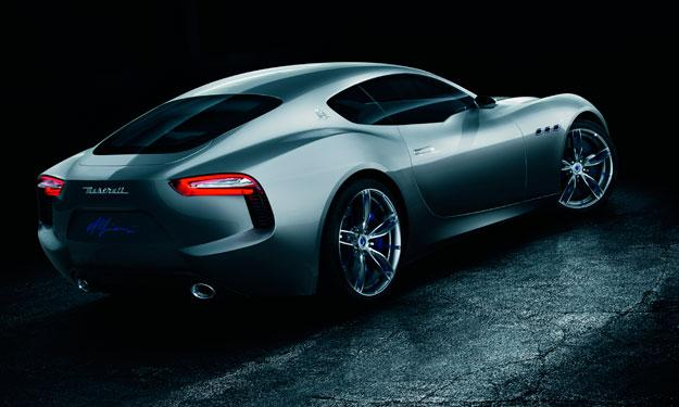 Maserati Alfieri trasera