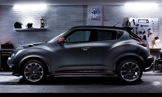 Nissan Juke Nismo RS 2014 lateral