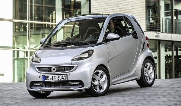 Smart fortwo Edition Citybeam en Ginebra 2014 delantera