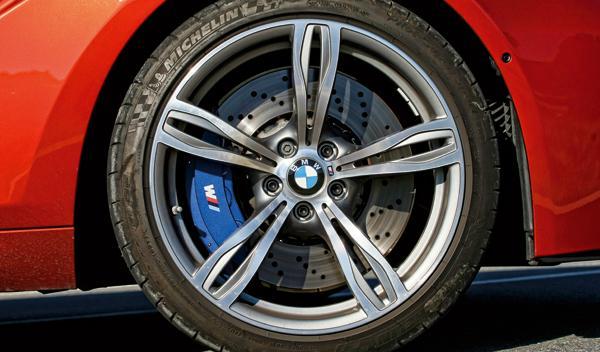 BMW M6 Coupé llantas