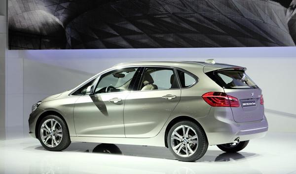Salón de Ginebra 2014 BMW Serie 2 Active Tourer