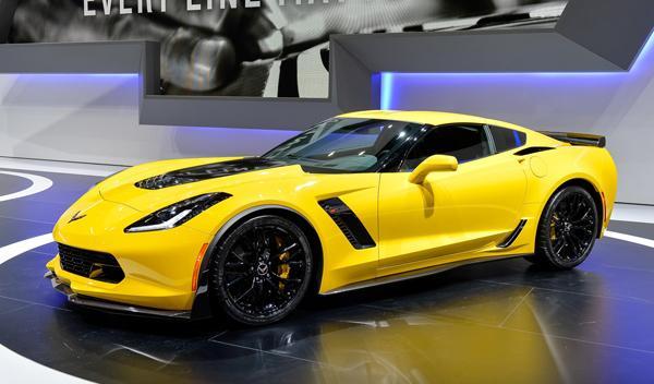 Salón de Ginebra 2014 Corvette Z06