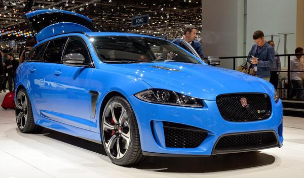 Salón de Ginebra 2014 Jaguar XFR-S SportBreak