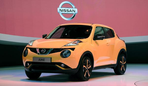 Salón de Ginebra 2014 Nissan Juke