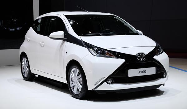 Salón de Ginebra 2014 Toyota Aygo