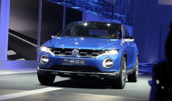 Salón de Ginebra 2014 Volkswagen T-Roc