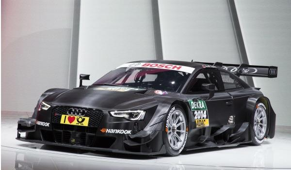 Audi RS 5 DTM 20104 frontal