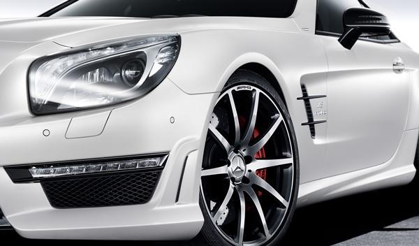 Mercedes SL 2LOOK Edition frontal