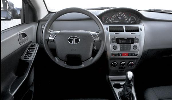 Interior del Tata Vista