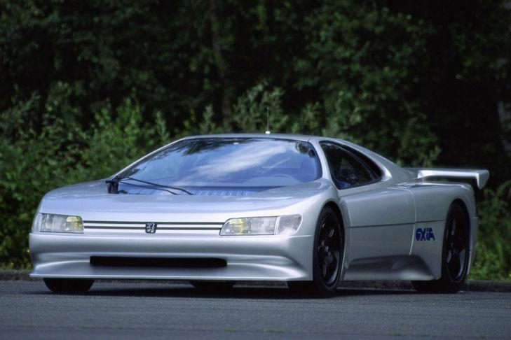 Peugeot Oxia (1989)