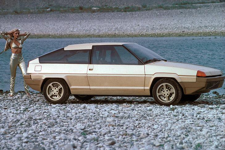 tone Volvo Tundra (1979)