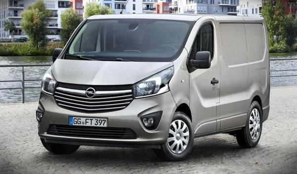 Nuevo Opel Vivaro 2014 portada
