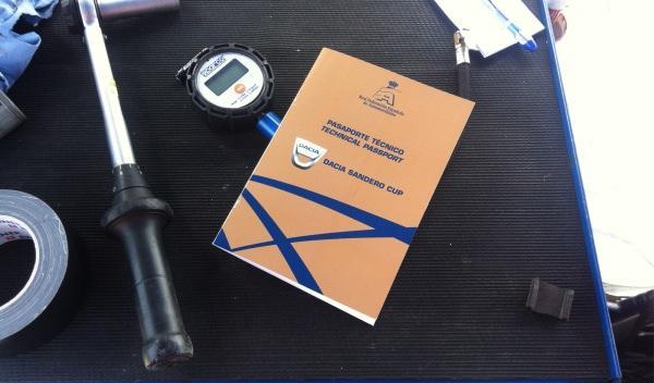 Prueba-Dacia-Sandero-Rally-Cup-pasaporte-FIA