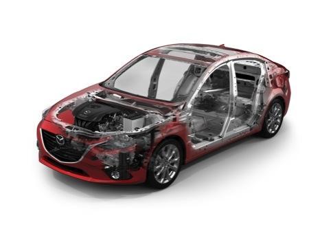 Mazda Skyactiv i-ELOOP