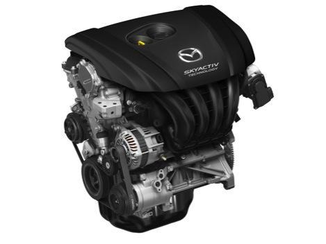 Mazda Skyactiv 2.0