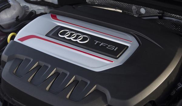 Audi S3 Cabrio motor